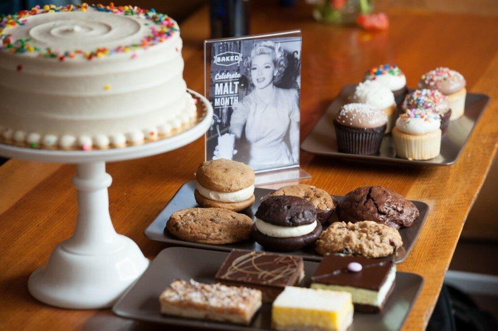Un univers de gâteaux s'offre à vous !
