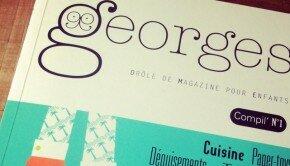 Le magazine Georges