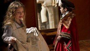 Costume du Moyen-Age au château de Langeais