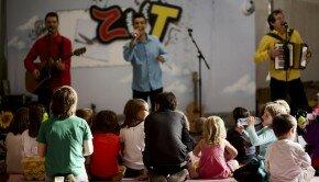 Les kids ont leur propre festival Solidays