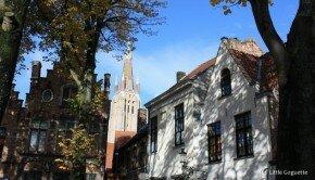 Bruges en automne - Little Goguette