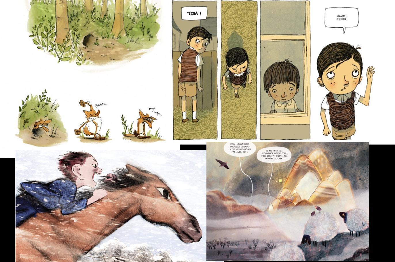 Festival D Angouleme Notre Selection Bd Et Mangas Pour Kids
