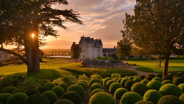 Le château d'Amboise - copyright L.de Serres