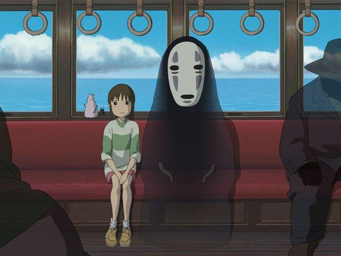 Le voyage de Chihiro, idéal pour Halloween !