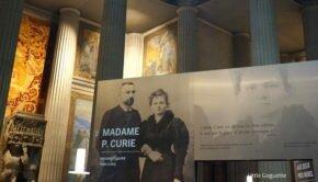 Little Goguette - Marie Curie, une femme au Panthéon