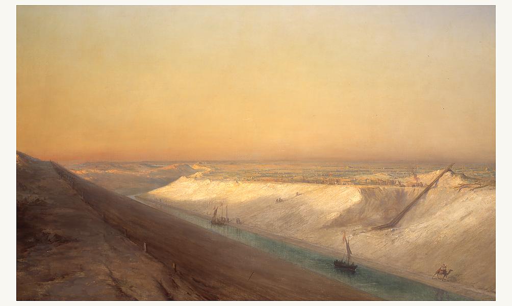 Expo Canal de Suez