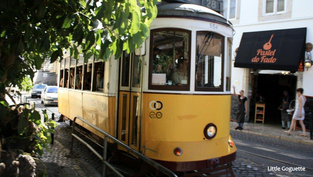 Little Goguette - à Lisbonne