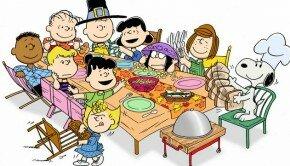 Fêter Thanksgiving en famille