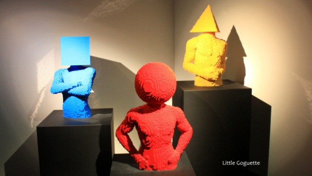 Art of the bricks, l'expo 100% Lego®