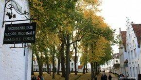 Le béguinage de Bruges