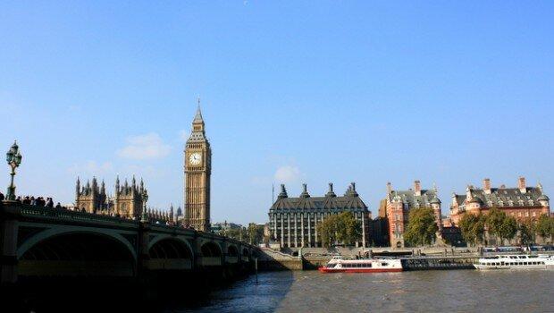 Londres en famille - Little Goguette