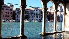 Venise, le Grand Canal depuis Ca d'oro -Little Goguette