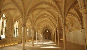Collège des Bernardins - Nef_(c)Laurence de Terline