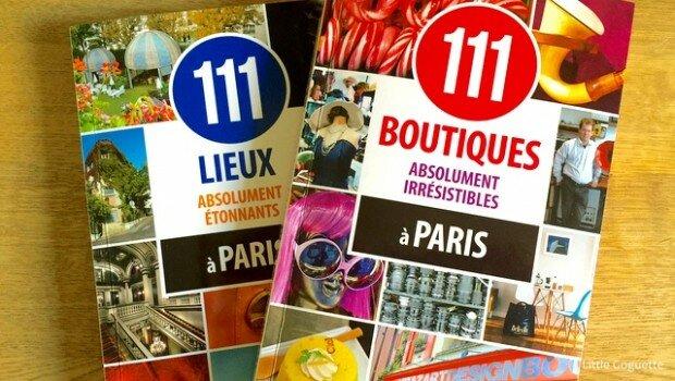111 lieux et 11 boutiques à Paris - Little Goguette