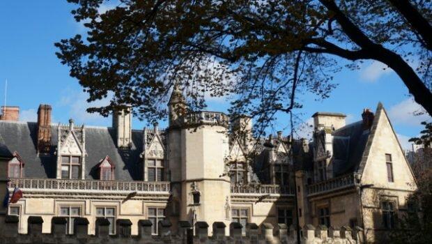 Le Musée de Cluny - photo de Little Goguette